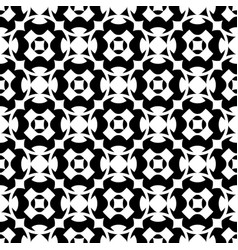 seamless pattern geometric ornament vector image
