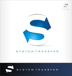 system transfer vector image
