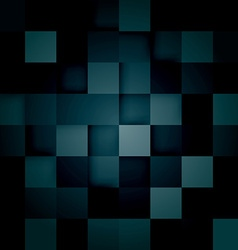 Abstract mosaic hi-tech background vector