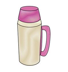 Coffee term icon vector
