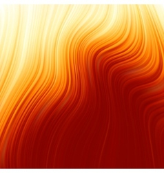 abstract glow twist background vector image
