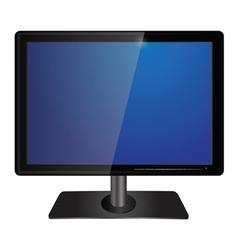 Modern tv vector