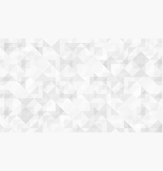 Pattern of triangular vector