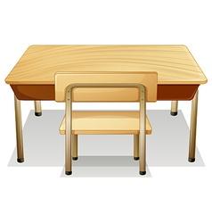 Desk vector