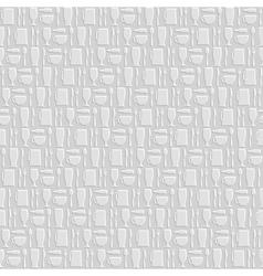 Grey restaurant menu seamless background vector