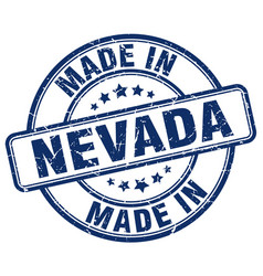 Made in nevada vector