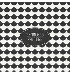 Seamless retro vintage marine geometric line vector image vector image