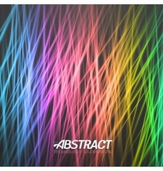 Abstract light background motion graphics disco vector