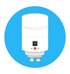 Boiler icon vector