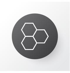 Data cells icon symbol premium quality isolated vector