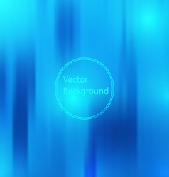 Background abstract blue blur vector