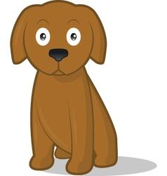 Cane cucciolo vector