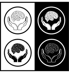 Protection of brain vector