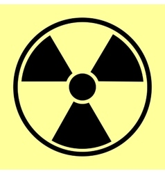 Radiation round sign vector