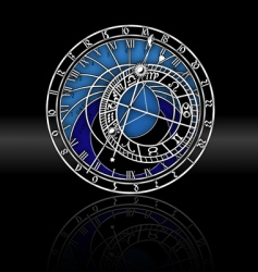 Orloj vector image vector image