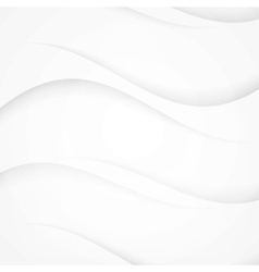 White background curve vector