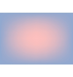 Rose Quartz Blue Serenity Rectangle Gradient vector image vector image