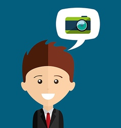 User technology vector