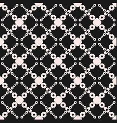 Seamless texture circles chains diagonal lattice vector
