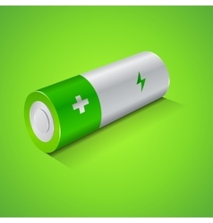 Battery icon graphic concept vector