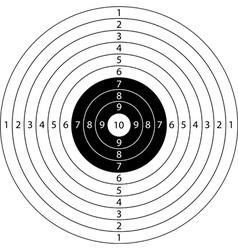Target sport vector