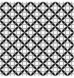 Seamless pattern texture with bobbines mesh vector