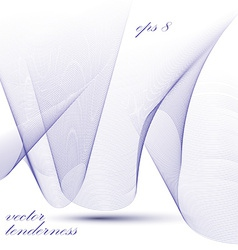 Dimensional motif elegant flowing curves passion vector