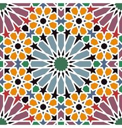 Arab tile vector