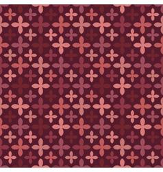 Fashion marsala seamless pattern endless vector