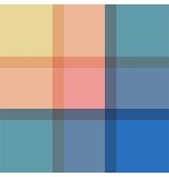 Madras plaid vintage seamless pattern vector