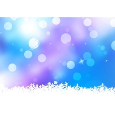 Christmas background with copy space eps 10 vector