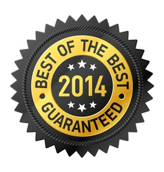 Best of the best 2014 label vector