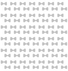 Bowtie father day festive party seamless pattern vector