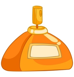 Cartoon home perfume vector