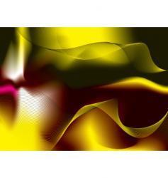 mellow stroke vector image