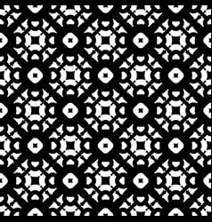 seamless pattern mosiac ornamental texture vector image