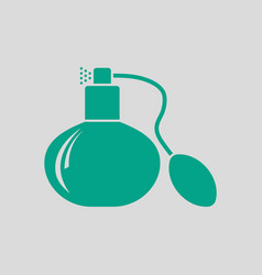 Cologne spray icon vector