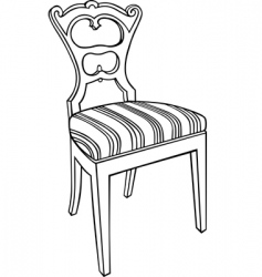 chair vector
