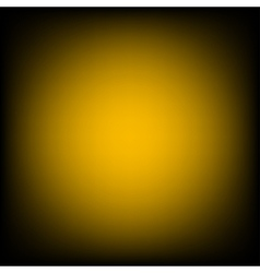 Yellow Gold Black Square Gradient Background vector image
