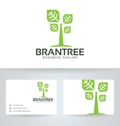 Brand Tree vector image