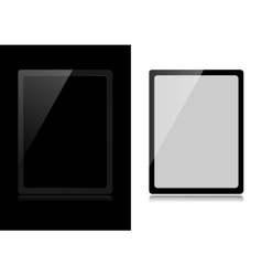 tablet computers vector image