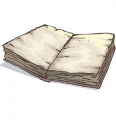 Manuscript vector