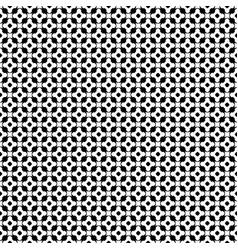 Seamless pattern ornament cross texture vector