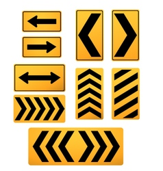 Traffic control vector