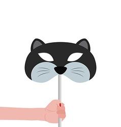 Puma mask vector
