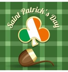 Saint Patricks Day Theme vector image vector image