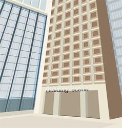 Build scene vector
