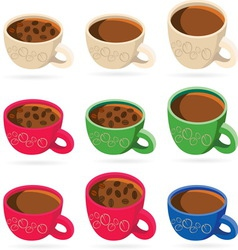 Coffe 1 vector