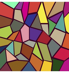 Colour background from mosaic of the varied colour vector