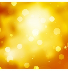 Glittery gold Christmas background EPS 10 vector image vector image